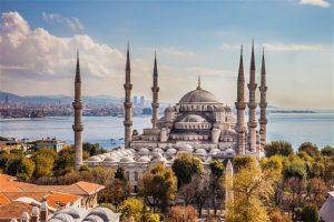 مسجد سلطان احمد استانبول (مسجد آبی)