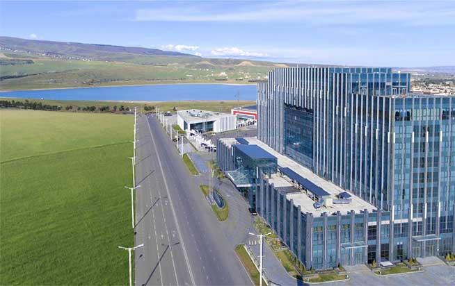 هتل پریفرنس هالینگ ( Hotels & Preference Hualing Tbilisi )