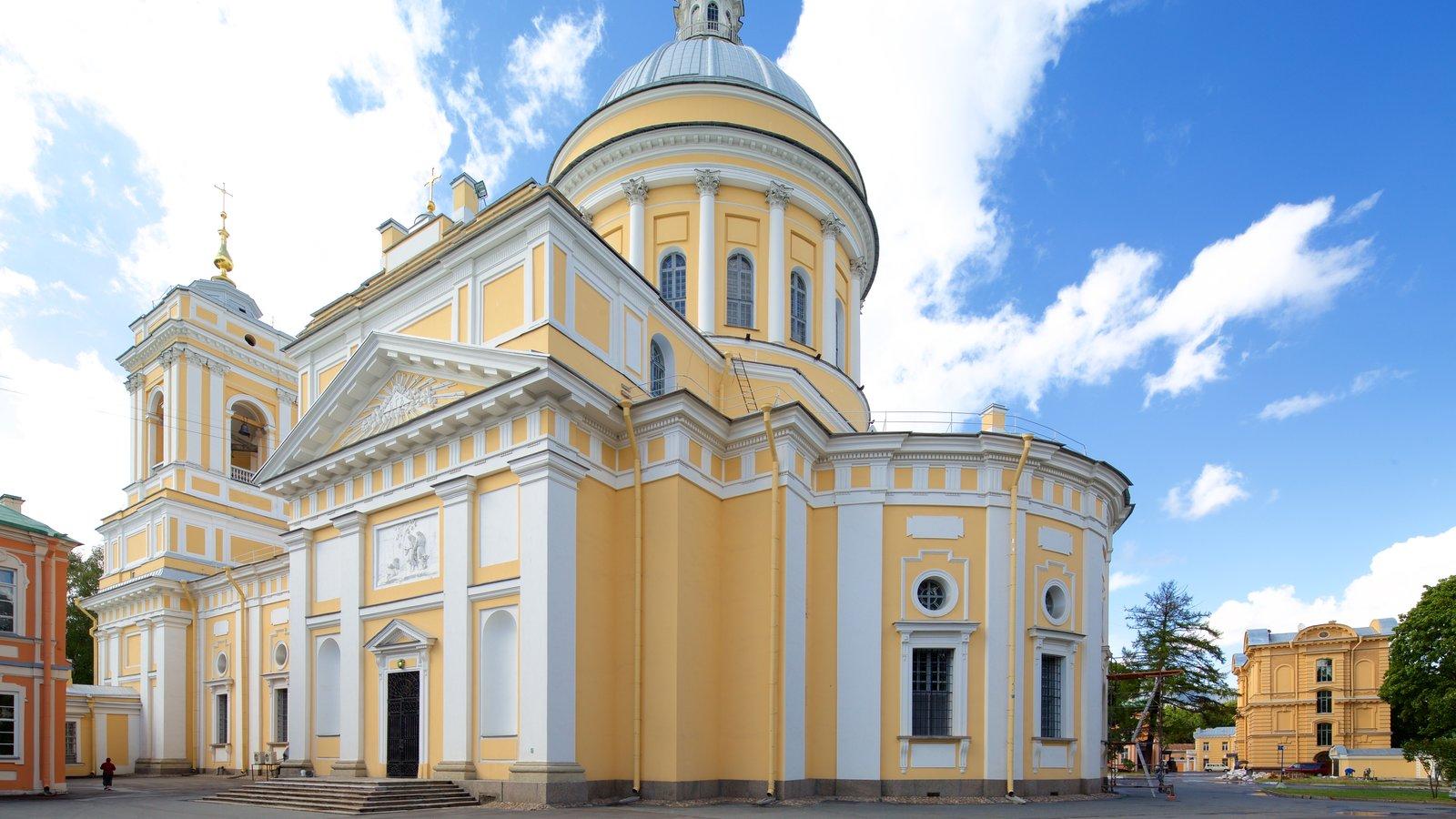 صومعه الکساندر نوسکی لاورا