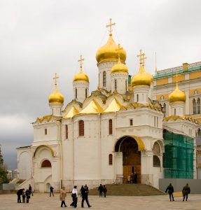 1200px The Annunciation Cathedral Kremlin Moscow 4030612191