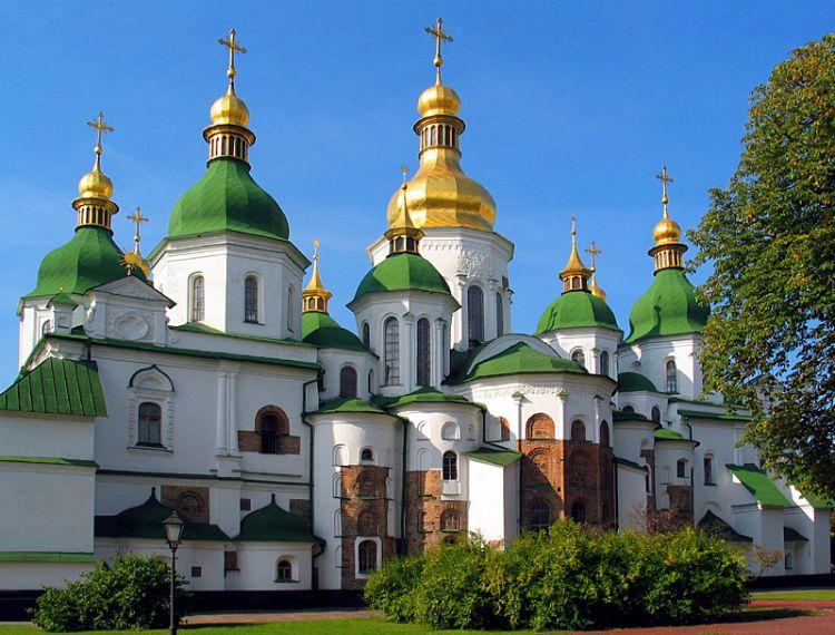 کلیسای سنت سوفیا نووگورود