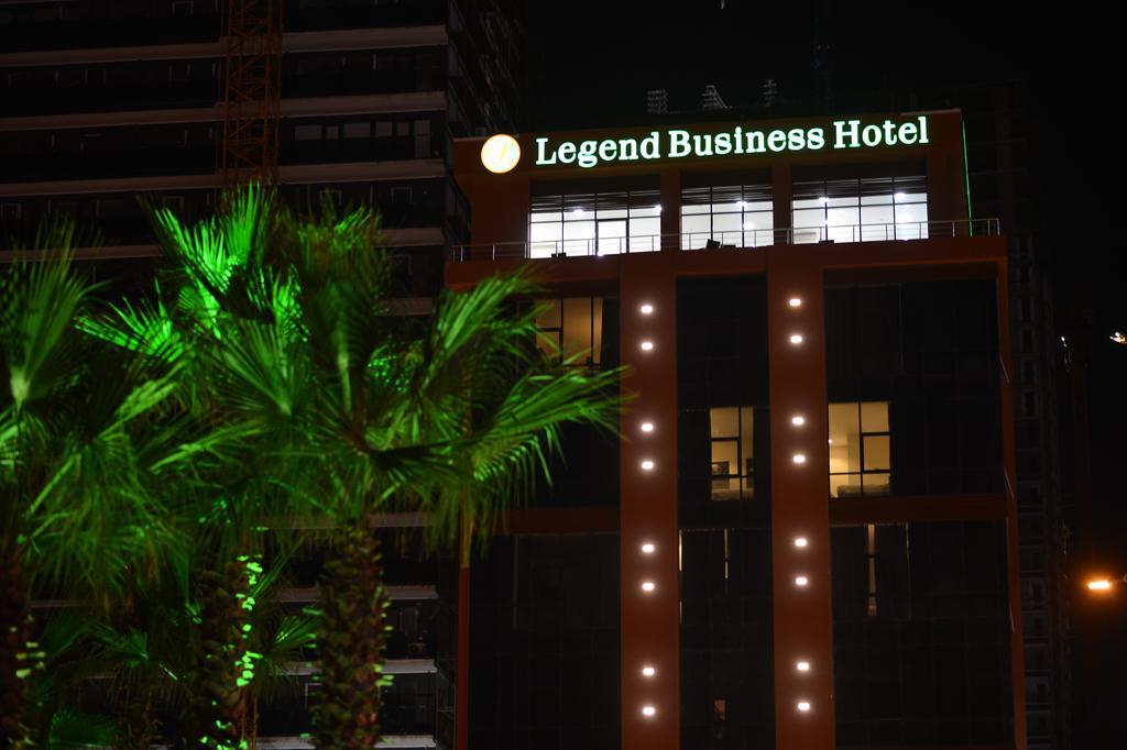 legend business hotel