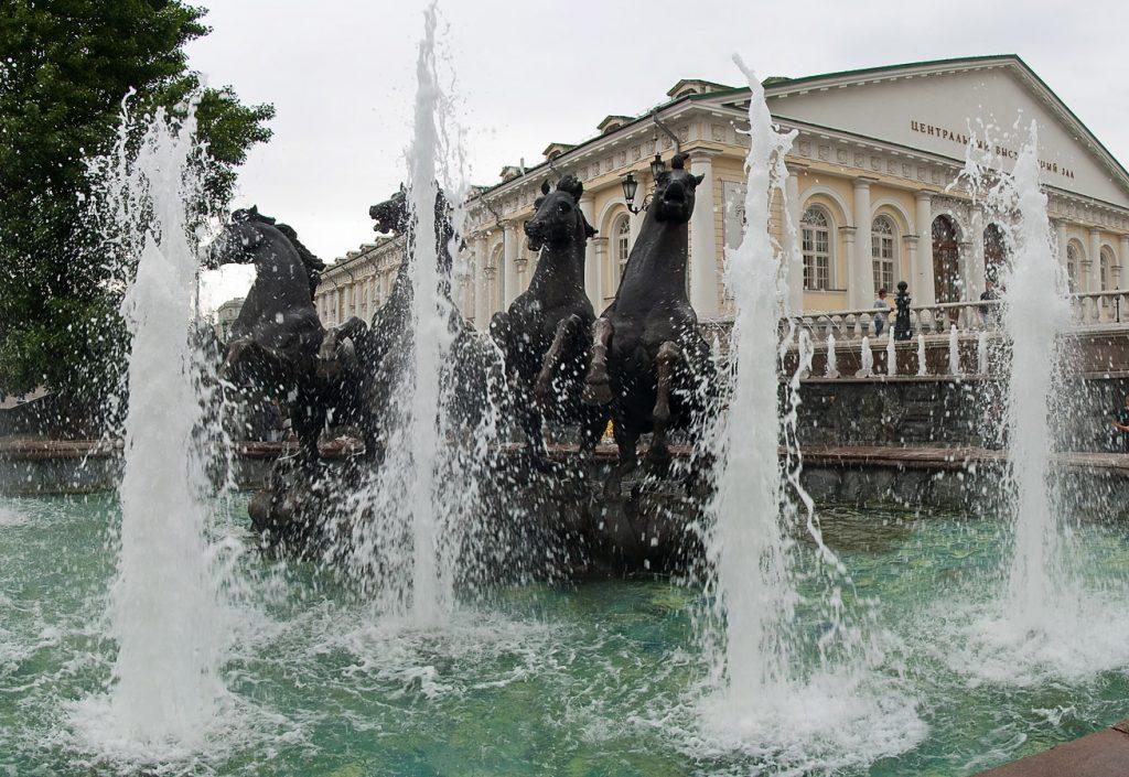 میدان مانژ مسکو