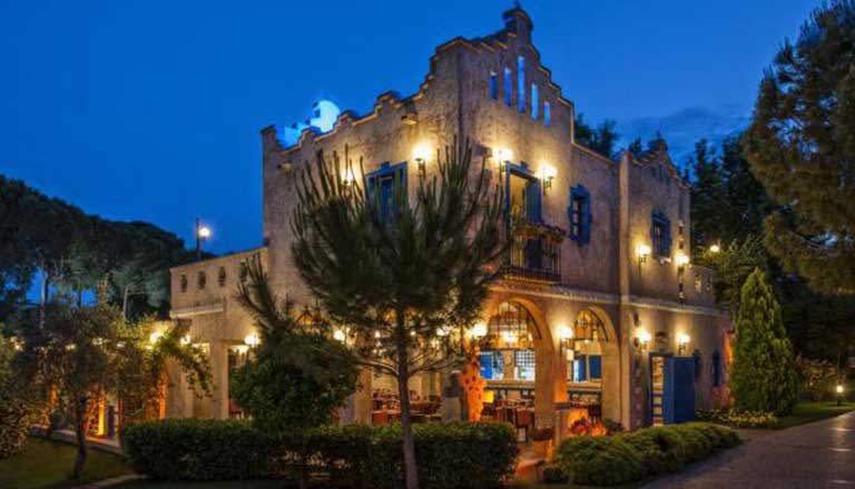 VOYAGE BELEK GOLF and SPA ANTALYA