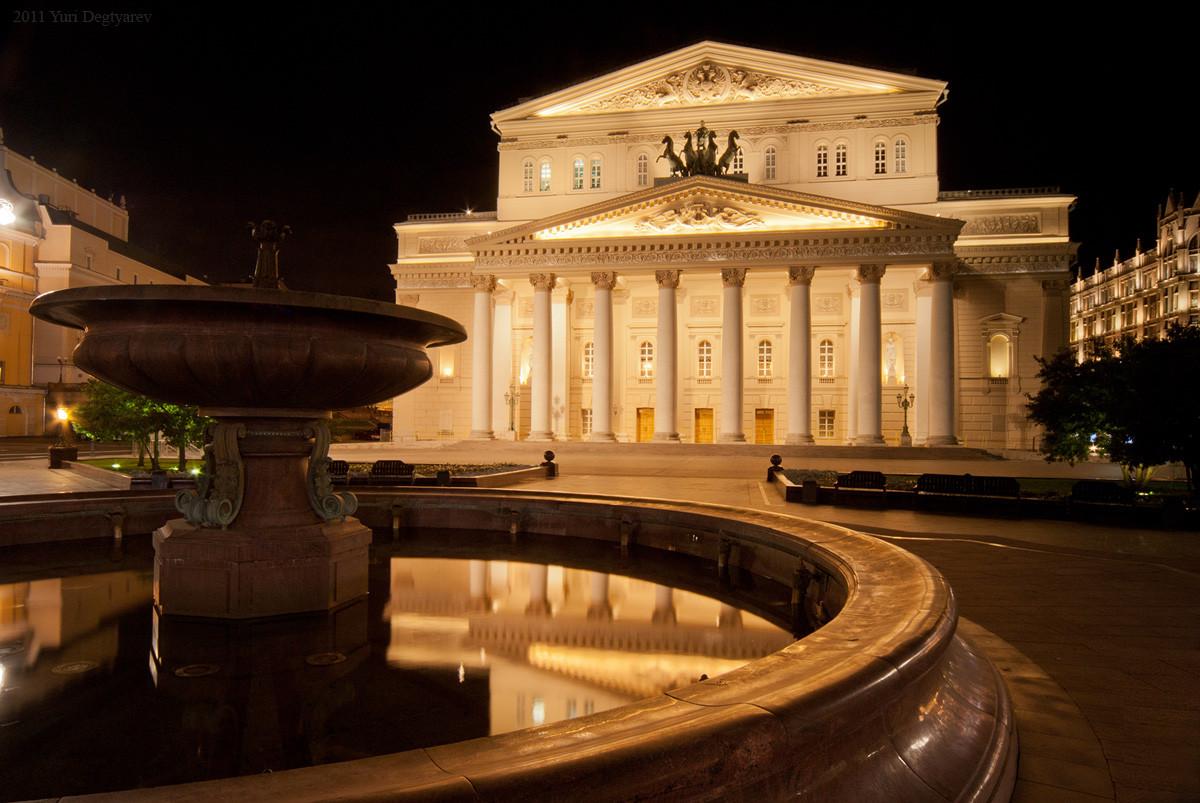 تالار بولشوی