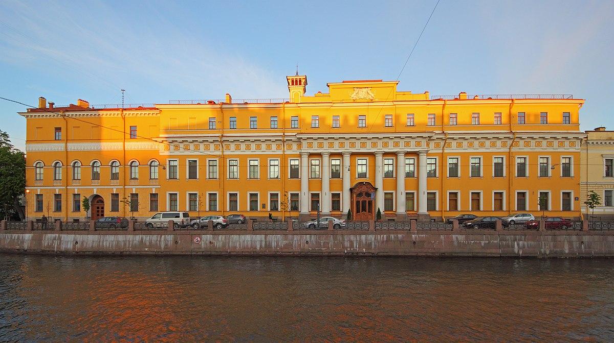 کاخ یوسوپوف روسیه