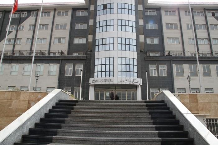 ZAGROSS HOTEL BORUJERD