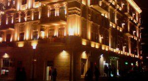 هتل ازکوت باکو