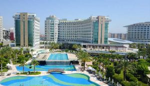 SHERWOOD BREEZE LARA ANTALYA