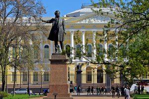موزه پوشکین روسیه