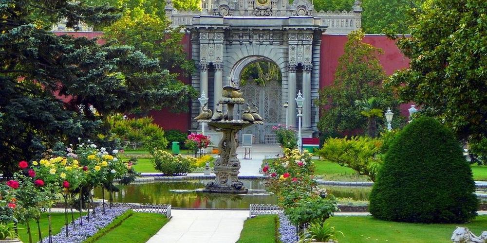 باغ کاخ