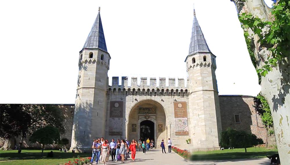 تاریخچه کاخ توپکاپی