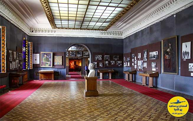 دومین سالن نمایشگاه