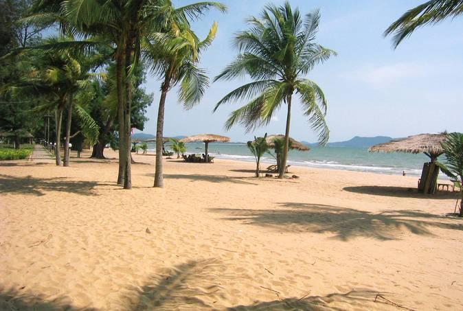 ساحل جامتین و سواحل معروف پاتایا