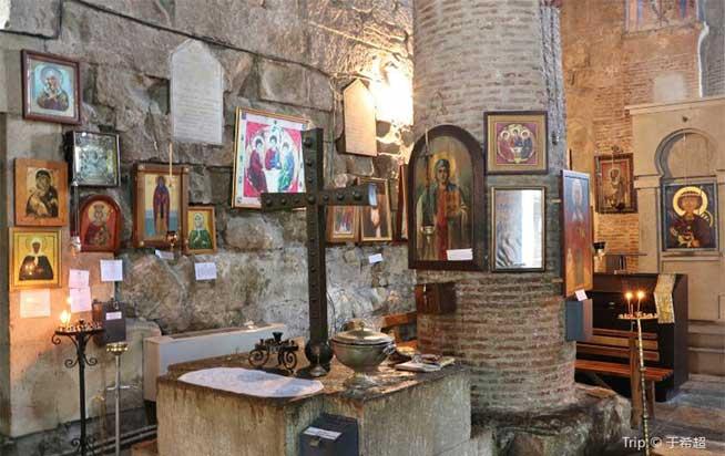 قوانین بازدید از کلیسای آنچیسخاتی
