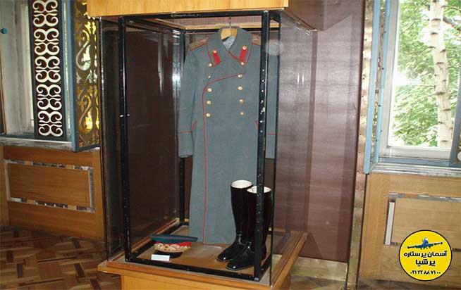 لباس های استالین