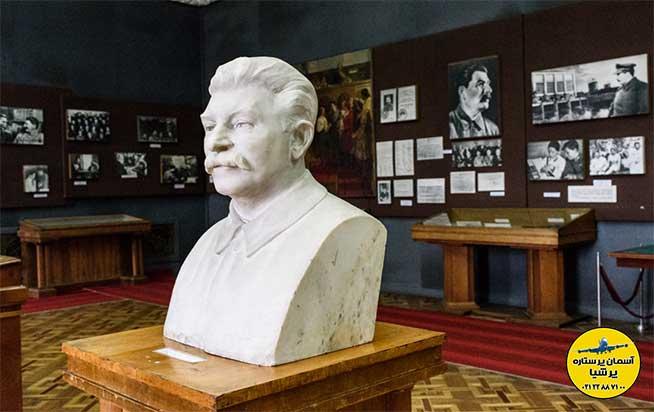 مجسمه استالین