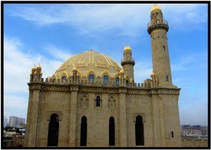 مسجد تازه پیر باکو