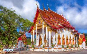 معبد چالونگ پوکت
