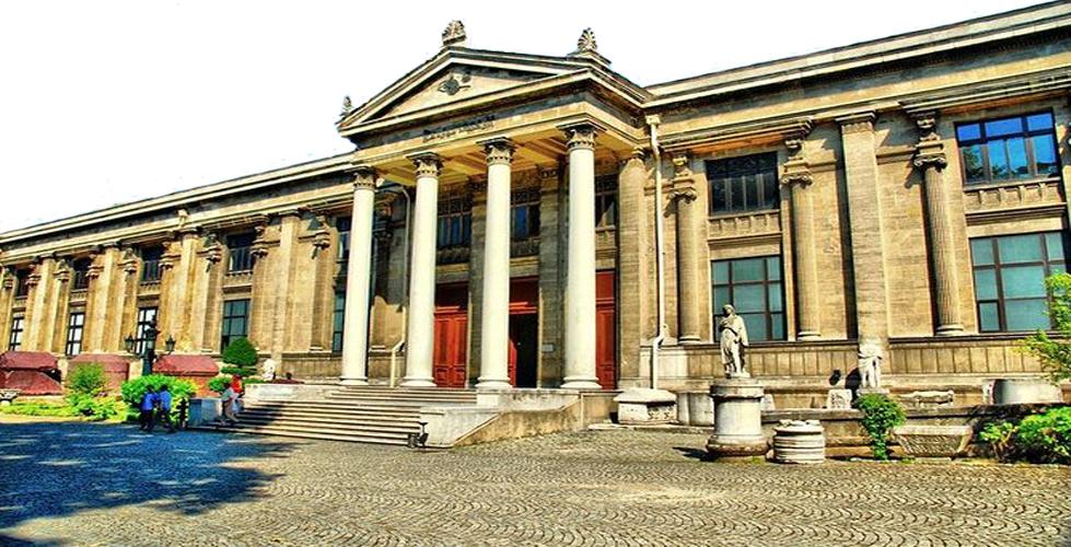 معرفی موزه باستان شناسی