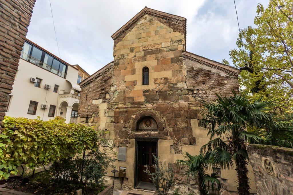 کلیسای آنچیسخاتی باسیلیکا Anchiskhati