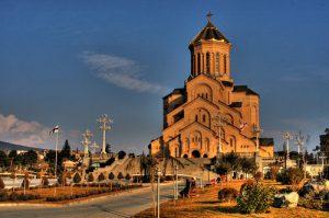 کلیسای جامع تثلیث گرجستان (Sameba)