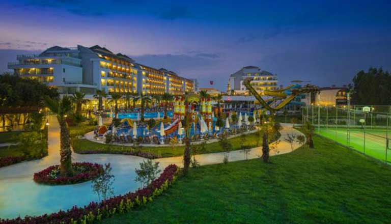 PORT NATURE LUXURY RESORT and SPA ANTALYA