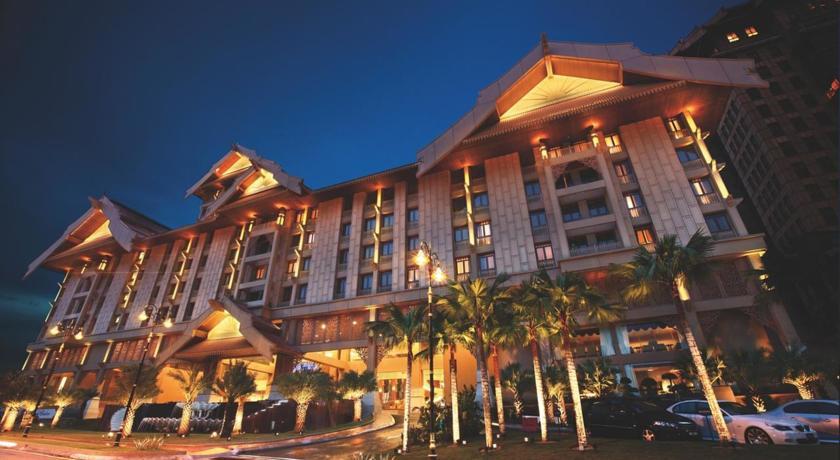 THE ROYAL CHULAN HOTEL KUALA LUMPURE