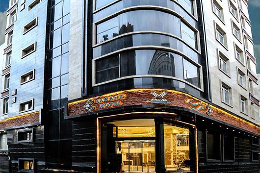 SAHAND HOTEL MASHHAD