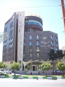 Shiraz Royal Hotel 13