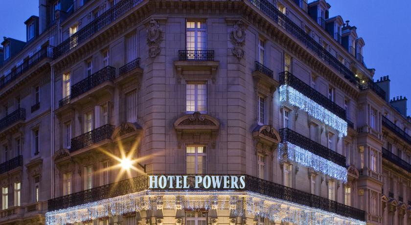 POWERS PARIS