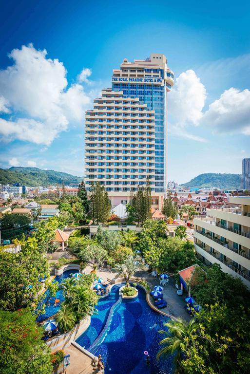 THE ROYAL PARADISE HOTEL SPA