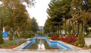 باغ ملی در مشهد