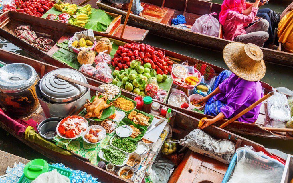 تور بانکوک پوکت نوروز 98