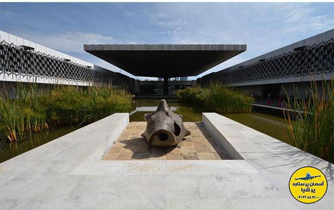 موزه ی ملی مردم شناسی -مکزیکوسیتی