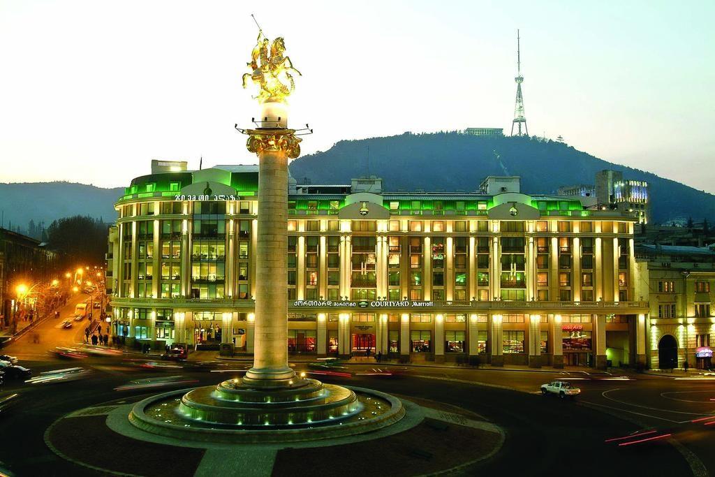 هتل Courtyard by Marriott شهر تفلیس