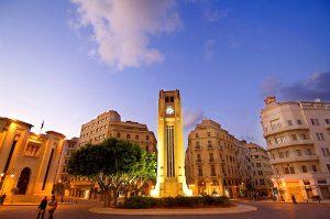 میدان ساعت بیروت