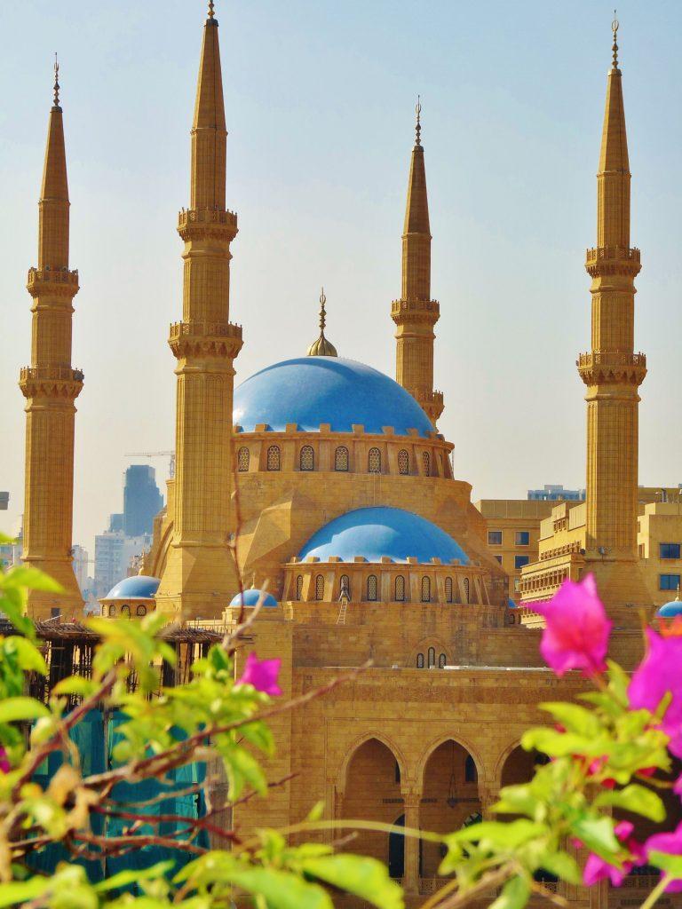 مسجد محمد امین بیروت