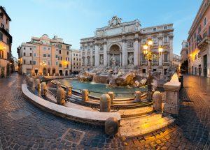 fontana e piazza di trevi 300x215 - آبنمای فونتانا دی تروی رم