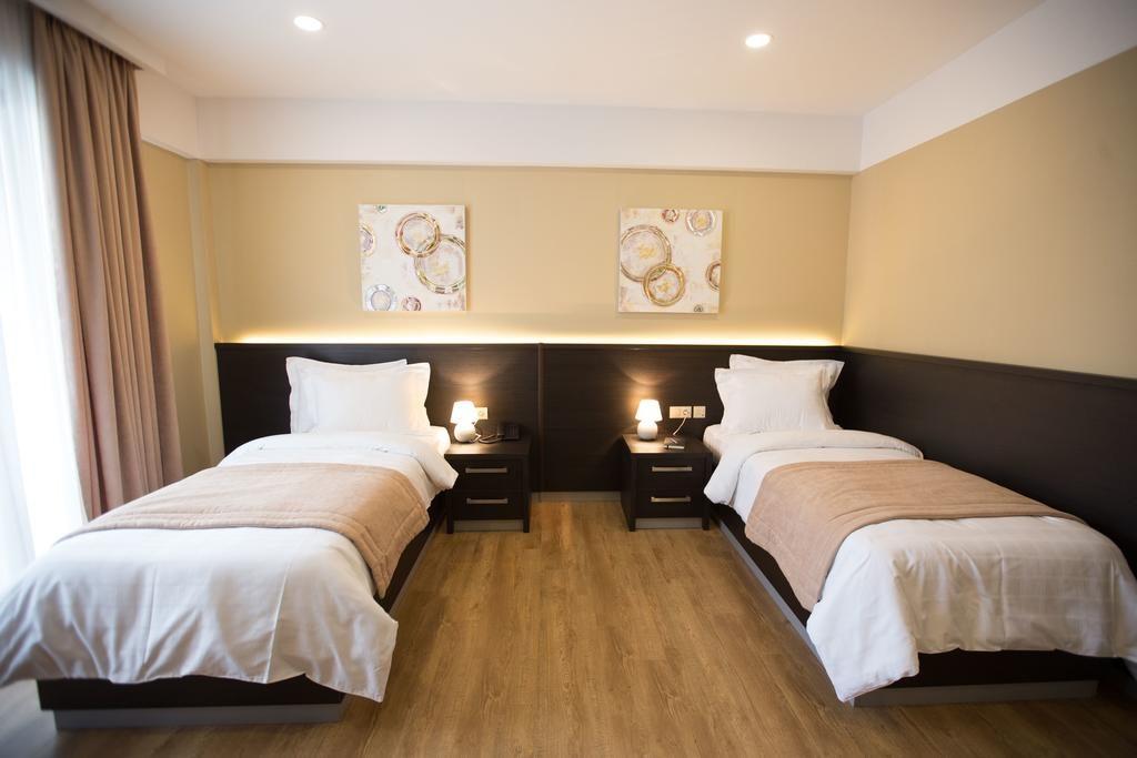 اتاق های هتل Sephia