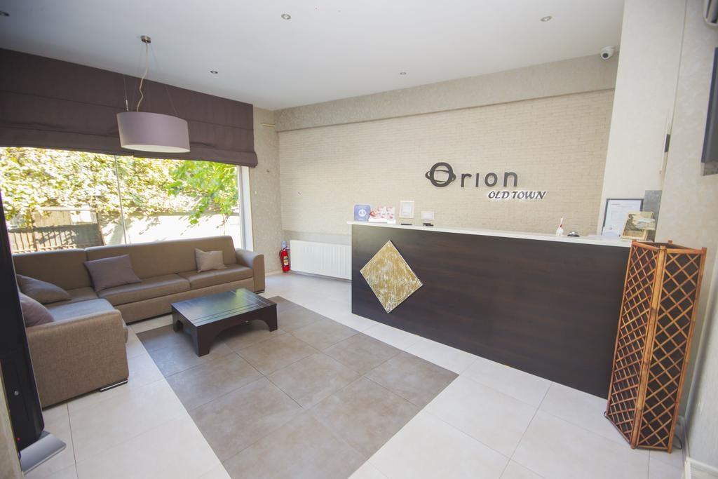 سایر امکانات هتل Orion Old Town شهر تفلیس