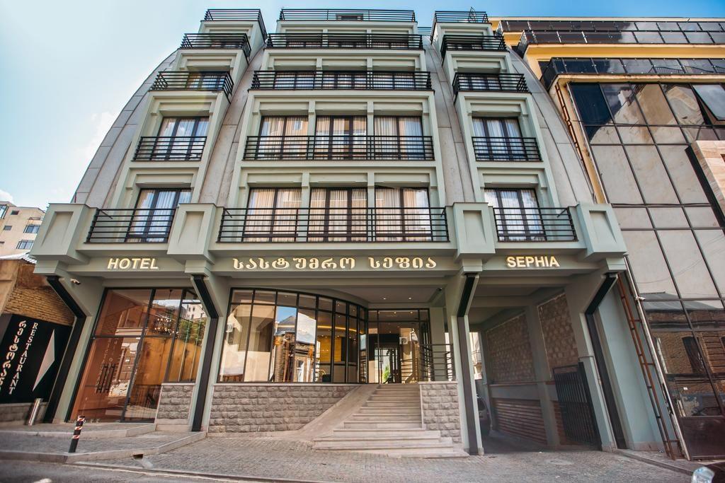 هتل سفیا Sephia، هتلی لوکس در قلب تفلیس