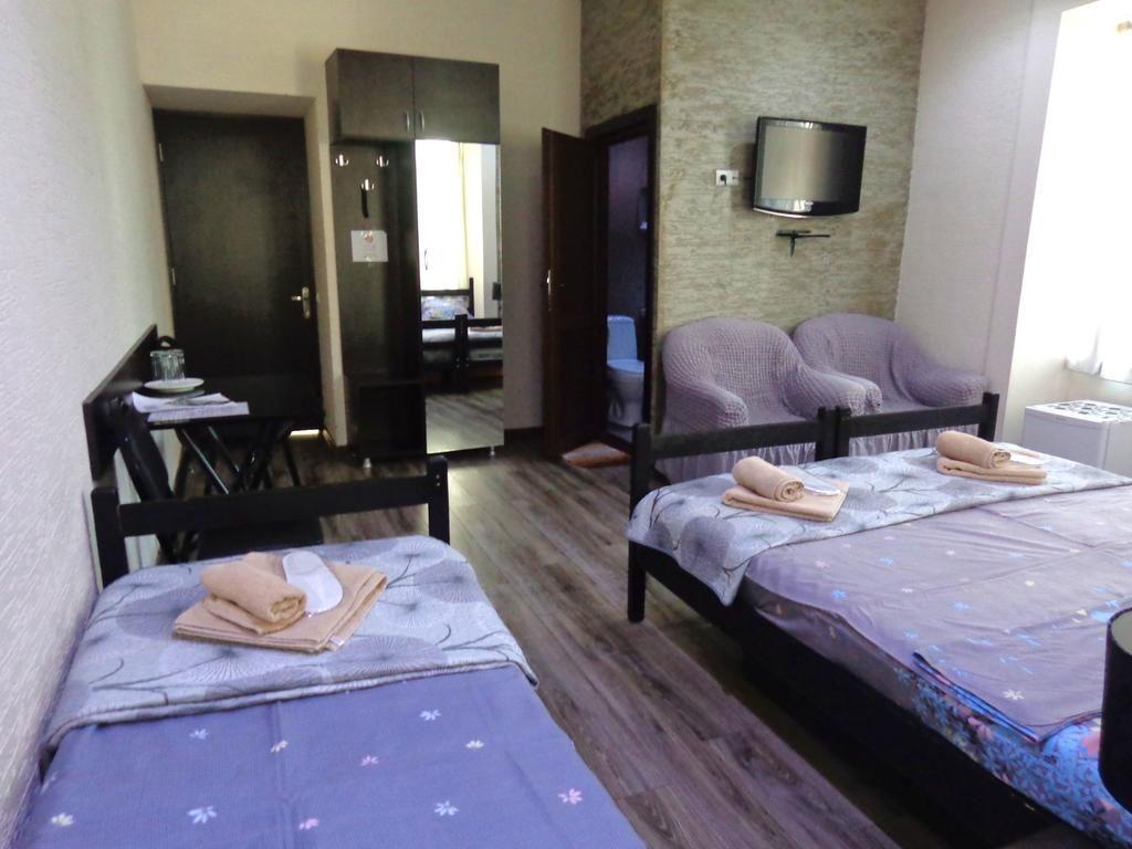 واحدهای اقامتی هتل سه ستاره ی Old Meidan