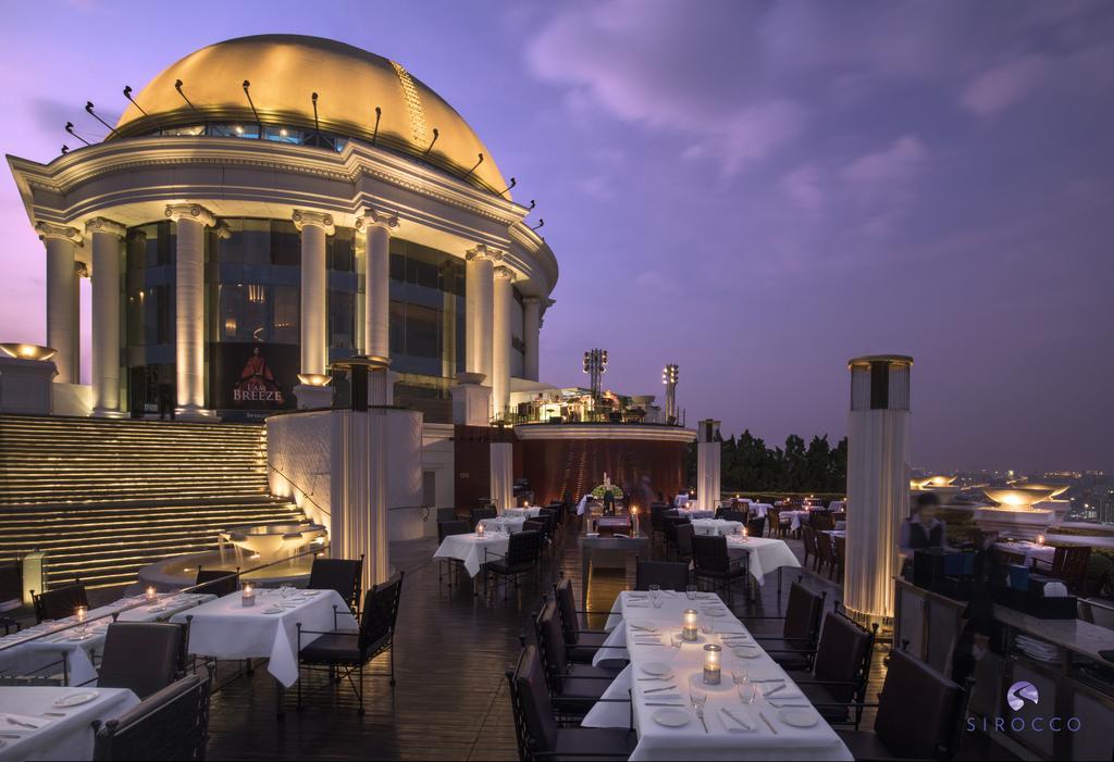 lebua at State Tower Hotel Bangkok