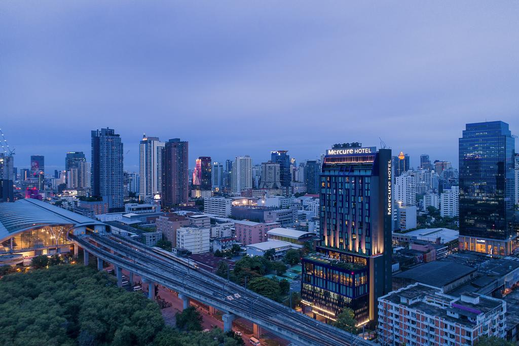 mercure makkasan hotel bangkok