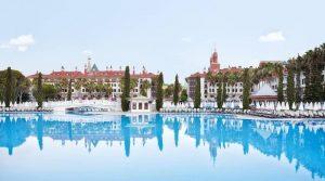 هتل وو توپکاپی پالاس