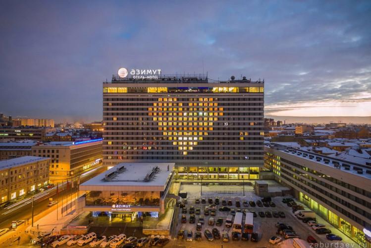 AZIMUT HOTEL SAINT PETERSBURG
