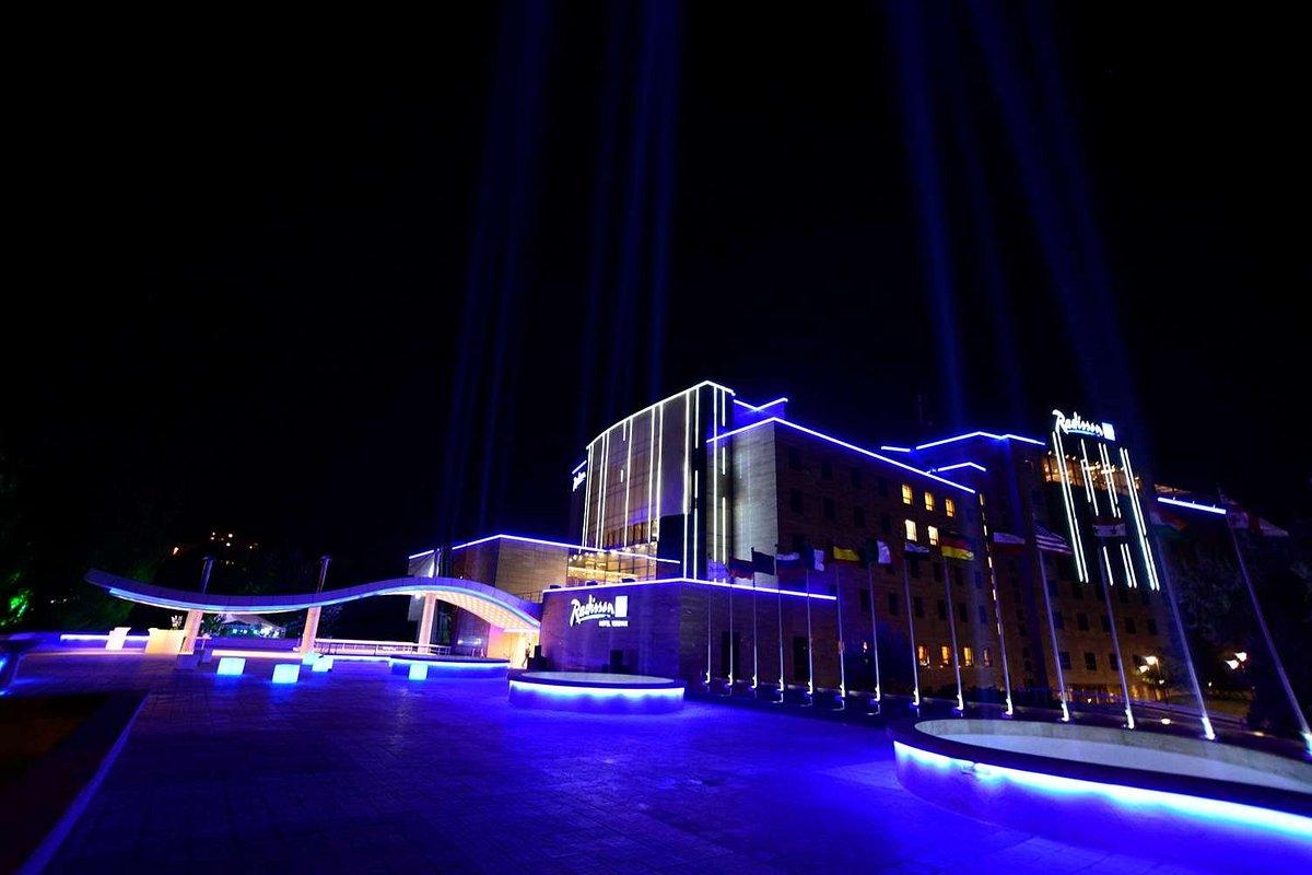 RADISSON BLUE ARMENIA