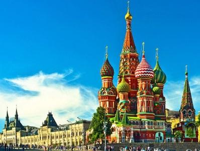 تور مسکو | سنت پترزبورگ پرواز ایران ایر بهار97