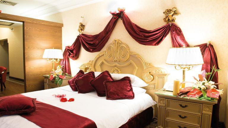 هتل بین المللی قصر طلایی 4